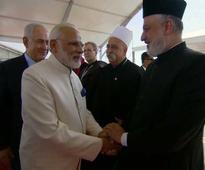 Ahmadiyya head in Israel thanks PM Modi for support to community