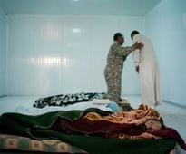 Autopsy: Gaddafi killed by shot to head