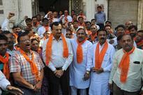 Amit Shah re-elected as BJP President, Modi congratulates him