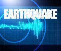 Quake jolts east and northeast India