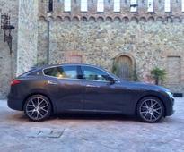 Big Price, Big Goal for New Maserati Levante