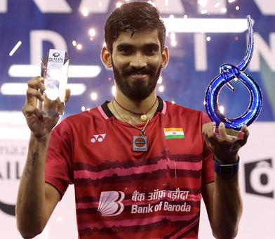 I am not scared of playing longer matches: Srikanth