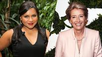 Mindy Kaling, Emma Thompson to Star in Late-Night Talk Show Film (EXCLUSIVE)