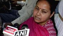 Benami assets row: IT dept issues final attachment order against Misa Bharti, husband Shailesh Kumar