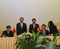 China, Vietnam hold 9th meeting of steering committee on cooperation