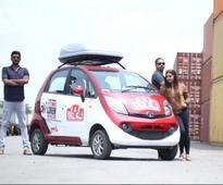 'NanoMads' to Take on Mongol Rally Challenge For Charity