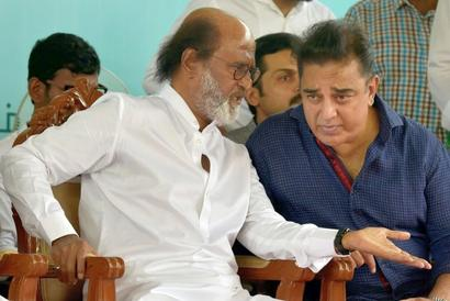 Rajini can't, but Kamal may still blossom in TN