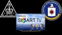 Wikileaks says CIA and MI5 teamed up to compromise Samsung Smart TVs with the Weeping Angel tool