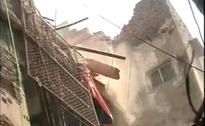 2 Killed, 2 Hurt As 80-Year-Old Building Collapses In Old Delhi