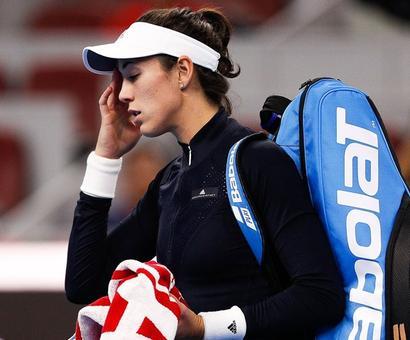 Sports Shorts: Muguruza, Stephens make early exits at China Open