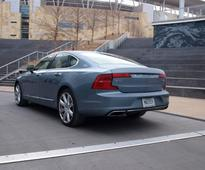 Ride Review: 2017 Volvo S90