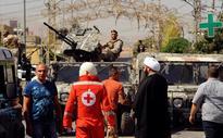 Suicide bombers hit predominantly Christian village in northeast Lebanon