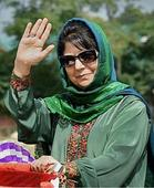 Indo-Pak. dialogue only solution, says Mehbooba