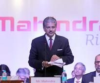 US tariff hike: India can stand tall in a trade war, says Anand Mahindra