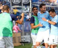 Lampard nets hat-trick as New York City routs Rapids