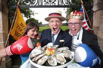 Northern Ireland: Hillsborough International Oyster Festival