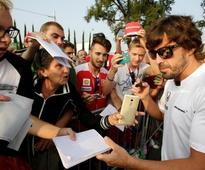 Motor racing-Alonso to get 30-place penalty for using new engine