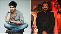 Shahid Kapoor and Sanjay Leela Bhansali having secret meetings for Padmavati!