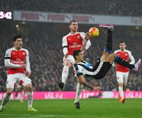 Arsenal 1-0 Newcastle: Cech Stars in Shaky Win for Gunners