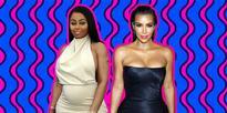 Kim Kardashian Did The Cutest Thing To Blac Chyna In This Snapchat