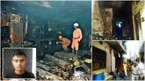 Sultanpuri Fire: Brothers to take their younger siblings home one last time