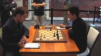 Aronian plays draw with Caruana