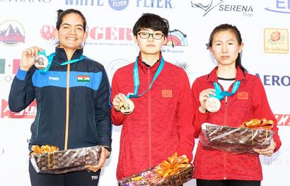 ISSF World Cup: Anjum wins silver, India top tally with 8 medals