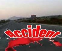 9 persons injured in road accidents
