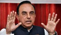 Subramanian Swamy terms triple talaq an 'immoral thing'