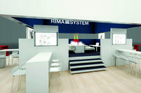 More than just a booth: RIMA-System redefines the exhibition experience
