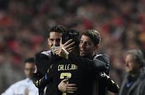 Champions League: Napoli, Benfica into last 16