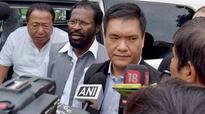 Wrap-up: Shocker for Congress in Arunachal