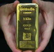 Sell gold at $1,215-20/ounce
