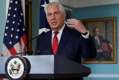 Tillerson to talk tough to Pakistan on terror safe havens