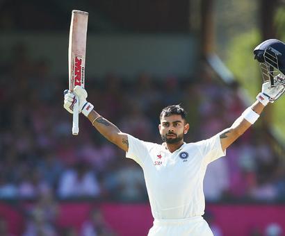 Allan Lamb: 'Kohli looks absolutely brilliant'
