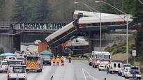 Amtrak train accident   3 killed, more than 70 injured in Washington