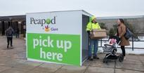 Grocery Shop While You Commute: Peapod By Giant Launches Grocery Pick-up At Metro Stations In Washington D.C.