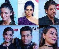 Black Lady back in town again as Filmfare Awards are round the corner