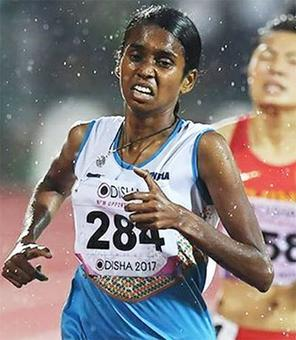 No World C'ships for Chitra after IAAF rejects AFI's request