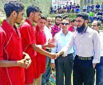 Inter school tournaments held