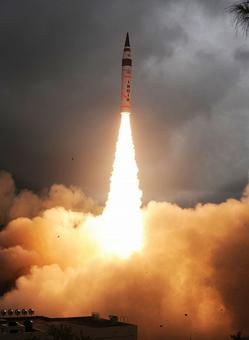 Test-fire of Agni-II missile fails to meet desired parameters
