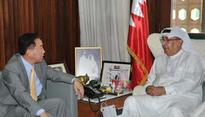 Deputy premier receives Korean ambassador