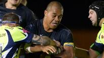 Taione Vea: Newcastle Falcons prop retires due to spinal injury