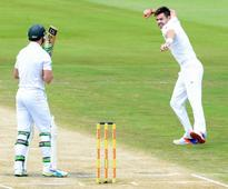 Anderson rocks SA with historic pair for AB