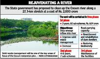 Work on yet another project to restore Cooum begins