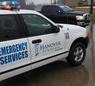 Township emergency services unit keeps eye on the sky during severe weather