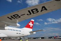 Swiss WorldCargo receives first Bombardier CS100