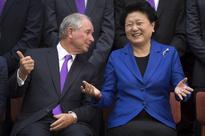 Amid Chinese crackdown on dissent, U.S. billionaire's gift creates program echoing Rhodes Scholarships