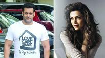 Salman Khan-Deepika Padukone pairing for Raj Kumar Santoshi?