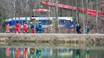 German train death toll rises to 11